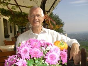 Ole Therkelsen Rüdesheim. Foredrags rejse til Bonn i 2008