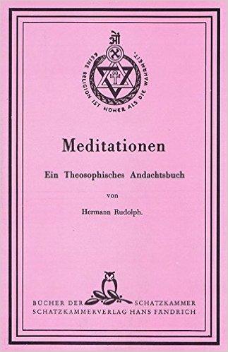I februar 1921 lånte Martinus (1890-1981) en teosofisk bog med anvisninger på meditation af Lars Nibelvang. Det var denne lille bog på 97 sider af Hermann Rudolph, Meditation – En teosofisk andagtsbog med anvisning til meditation, der foranledigede Martinus (1890-1981) til at meditere på Gud, der førte til at Martinus den 24.03.1921 fik den store bevidsthedsudvidelse, nemlig kosmisk bevidsthed. www.martinus.dk