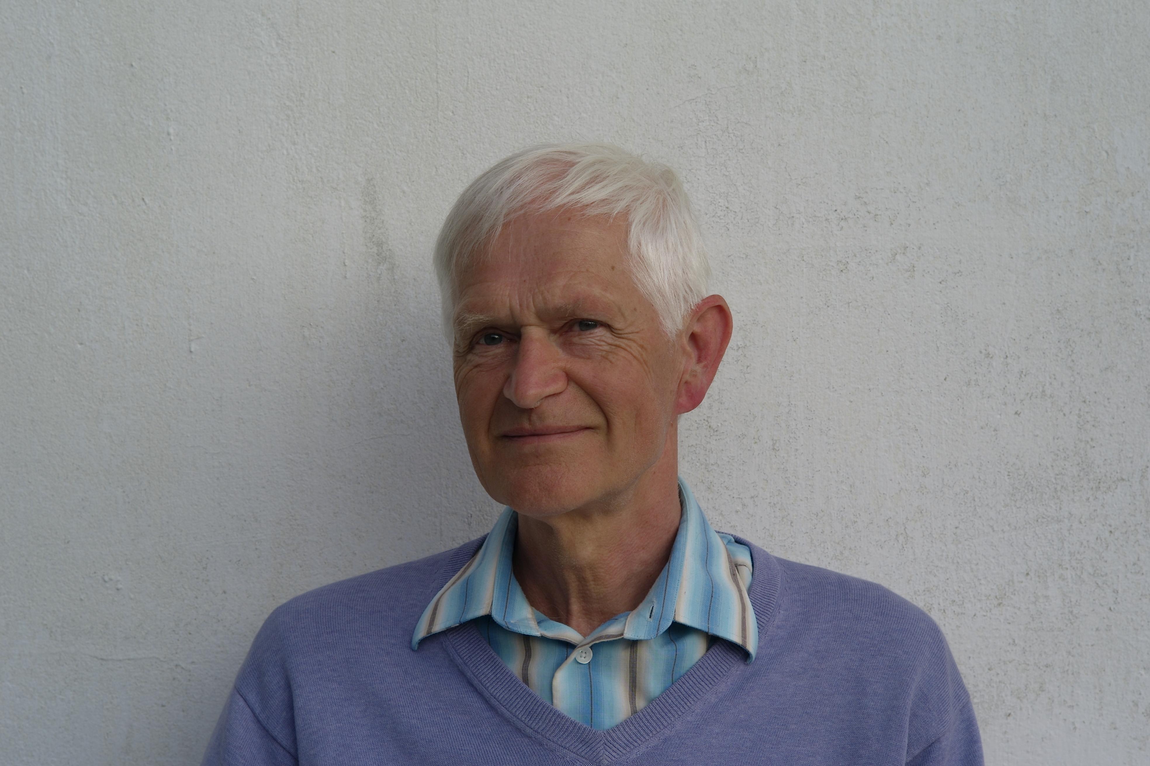 Ole Therkelsen forfatter og foredragdragsholder Martinus Center