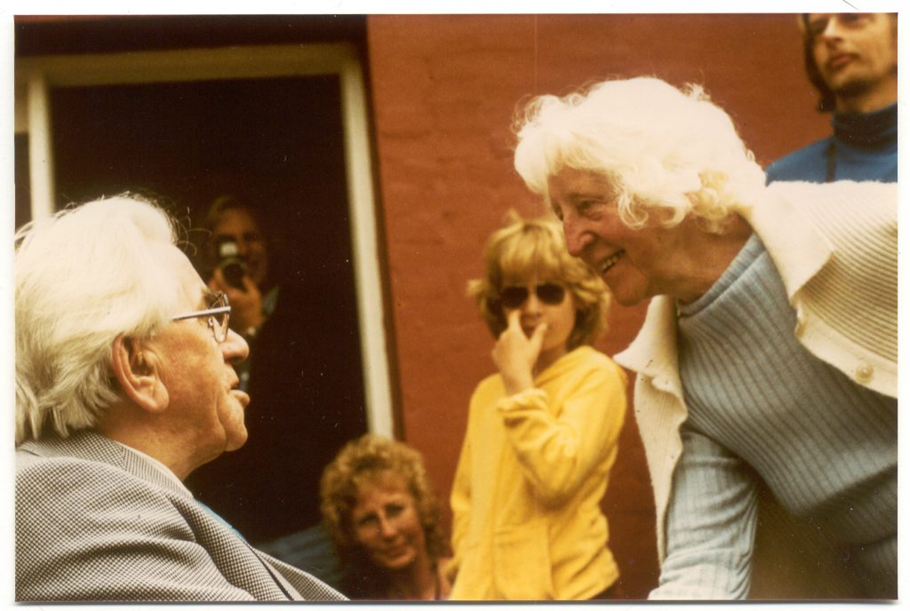 Martinus 1980 og Edith Ryssel